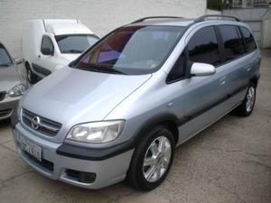 Chevrolet Zafira Elegance 2.0 Mpfi 16v 136cv 5p  Prata
