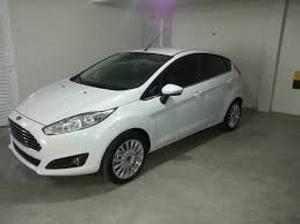 Ford Fiesta HATCH FIESTA TITANIUM V FLEX AUT.
