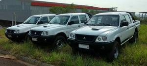 Mitsubishi L200 GL 2.5 4X4 CD Diesel
