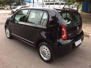 Volkswagen Up! Black/hite/red 1.0 T. Flex 12V 5p