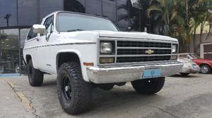 Chevrolet Blazer Americana V8 - Diesel