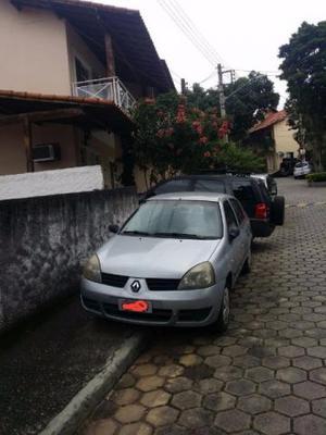 Clio Sedan Authentique Hi-Flex V,  - Carros - Pechincha, Rio de Janeiro