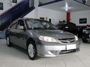 Honda Civic Sedan Lxl v 130cv Aut 4p  Prata
