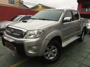 Toyota Hilux CD D4-D 4X4 3.0 TDI DIESEL MEC