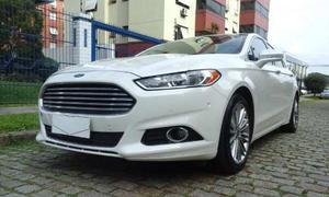 Ford Fusion Titanium 2.0 Gtdi Ecobo. Awd Aut  Branca