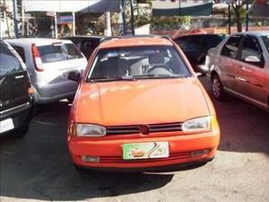 Volkswagen Gol 1.0 Plus 8v 2p  Vermelho Gasolina