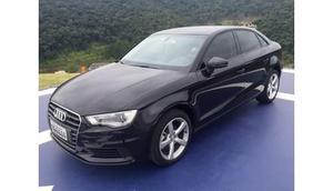 Audi A3 Sedan 1.4 Tb Fsi Flex Tiptronic 4p  Cinza
