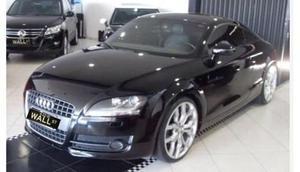 Audi Tt v Turbo Fsi S-tronic  Preto Gasolina