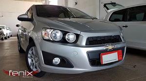 Chevrolet Sonic Sed. LTZ V FlexPower 4p Mec.
