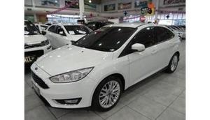 Ford Focus Sedan v 4p Aut.  Branco Flex