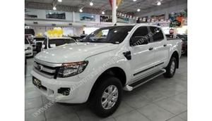 Ford Ranger Xls v 4x2 Cd  Branco Flex