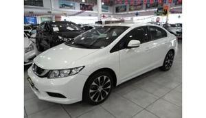 Honda Civic Sedan Lxr 2.0 Flexone 16v Aut. 4p  Branco