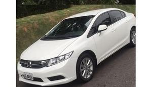 Honda Civic Sedan Lxs  Flex 16v Aut. 4p  Branco