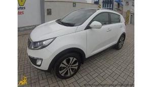 Kia Sportage Ex v 142cv  Branco Flex