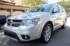 Dodge Journey Rt 3.6 V6 Aut.  Prata Gasolina