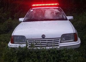 Ambulância Kadett Ipanema 50 Mil Km novinha - Caminhões, ônibus e vans - Centro, Nova Friburgo | OLX