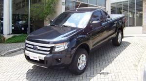 Ford Ranger Xls v 4x2 Cs  Preta Flex