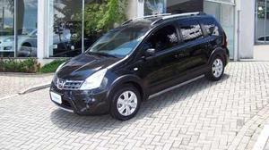 Nissan Livina X-gear Sl v Flex Fuel Aut.  Preto