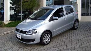 Volkswagen Fox Trendline 1.6 Flex 8v 5p  Prata