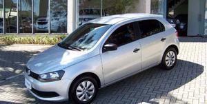 Volkswagen Gol City 1.6 Mi Total Flex 8v 4p  Prata