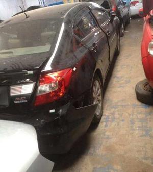 Sucata Do Honda Civic  Para Retirada De Peças