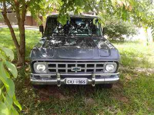 Chevrolet Veraneio S / Luxe 4.1