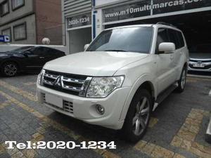 Mitsubishi Pajero Mitsubishi Pajero Full Hpe 3.8 Branco