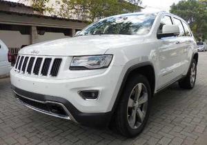 Jeep Grand Cherokee 3.6 V6 Limited 4wd  Branco Gasolina