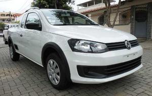 Volkswagen Saveiro Trendline 1.6 T.flex 8v Ce  Branco
