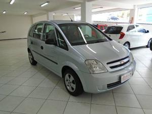 Chevrolet Meriva Joy 1.4 Mpfi 8v Econoflex 5p  Prata
