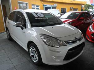 Citroën C3 EXCLUSIVE 1.6 FLEX 16V 5P AUT.