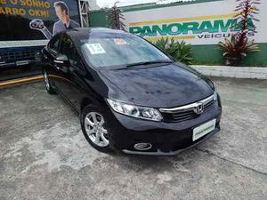 Honda Civic Sedan EXS  Flex 16V Aut. 4p