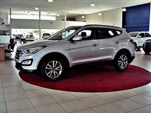 Hyundai Santa Fe SANTA FE V LUGARES
