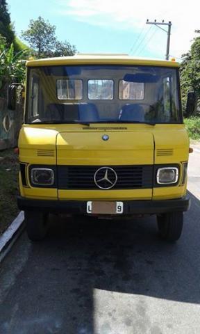 MB  carroceria de madeira - Caminhões, ônibus e vans - Jardim Europa, Volta Redonda | OLX