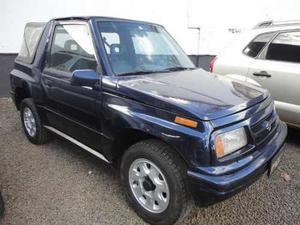 Suzuki Vitara Jlx Metal 1.6 8v 2p  Azul Gasolina