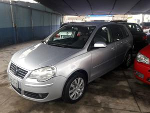 VOLKSWAGEN POLO HATCH 1.6 FLEX - PRATA -