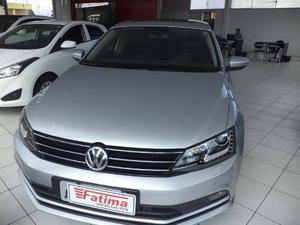 Volkswagen Jetta 2.0 Automatico  Prata Gasolina