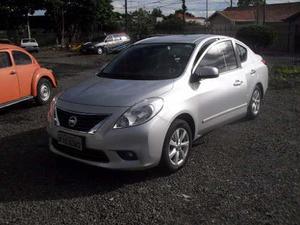 Nissan Versa SL V Flex Fuel Mec 4p