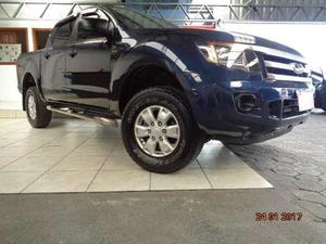 Ford Ranger Xls v 4x2 Cd  Azul Flex