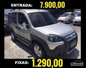 Fiat DOBLÒ 1.8 MPI ADVENTURE XINGU 16V FLEX 4P MANUAL,  - Carros - Rio das Ostras, Rio de Janeiro | OLX
