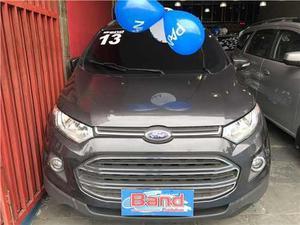 Ford Ecosport 1.6 TITANIUM 16V FLEX 4P MANUAL