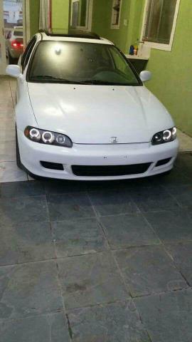Honda civic coupe 95 at,  - Carros - Jardim Olavo Bilac, Duque de Caxias | OLX