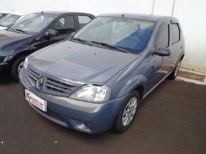 Renault Logan Authentique  Cinza