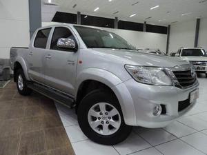 Toyota Hilux 2.7 (flex) 4x2 Cd Sr Auto
