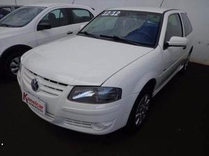 Volkswagen Gol Trend 1.0 2 Portas  Branco