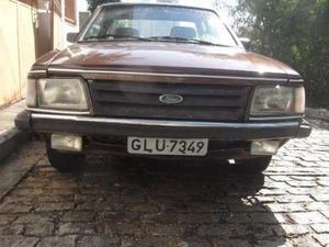 Ford Del Rey Ghia p e 4p