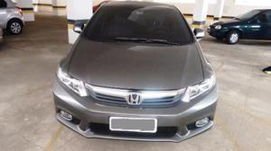 Honda Civic Lxs  Cinza Novo