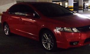Honda Civic Sedan Si V 192cv 4p