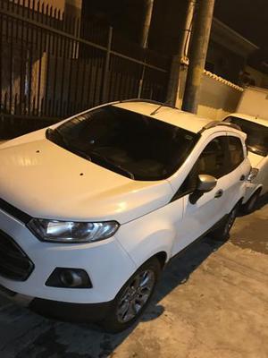 Eco Sport  branca,  - Carros - Oswaldo Cruz, Rio de Janeiro   OLX