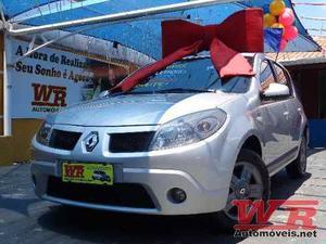 Renault Sandero vibe Hi-Flex 1.6 8V 5p